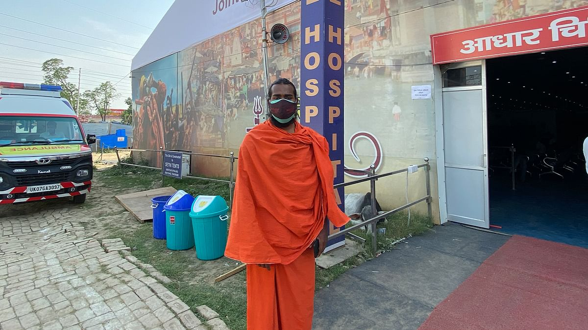 Baba Ramdev's Haridwar Covid centre is all talk and no trousers