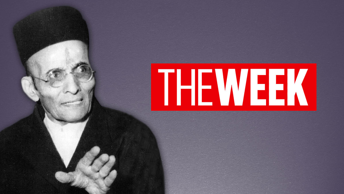 The Week says it holds Savarkar in 'high esteem', apologises for a 2016 article