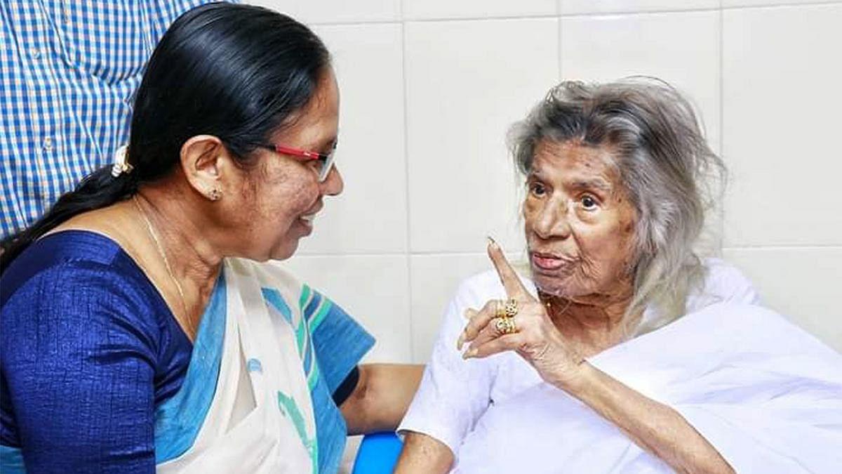 Why has Pinarayi Vijayan dropped 'rockstar' health minister KK Shailaja?