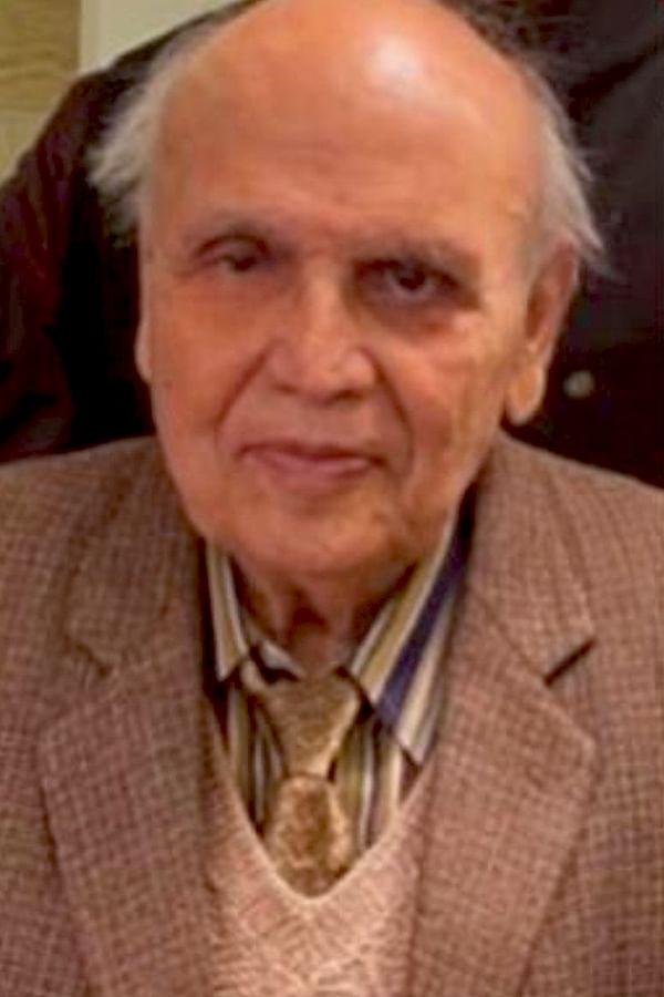 Rajendra Kumar Garg died in Roorkee. Photo courtesy Mudit Singhal