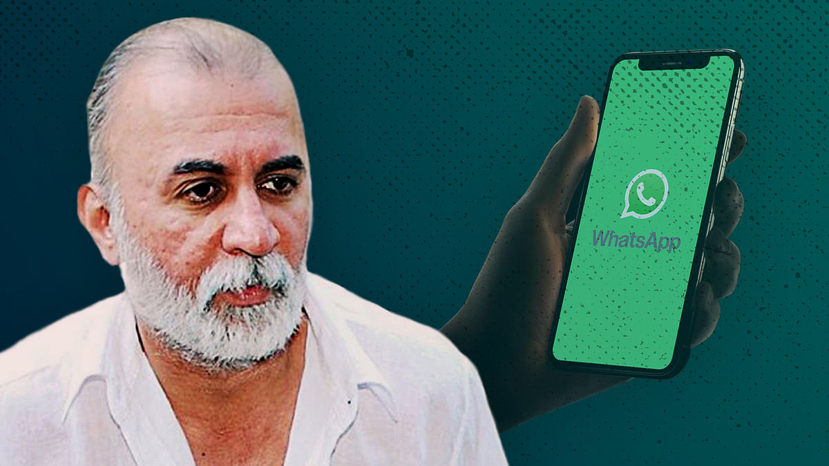 How Tarun Tejpal was given access to the victim's personal WhatsApp messages to build his defence