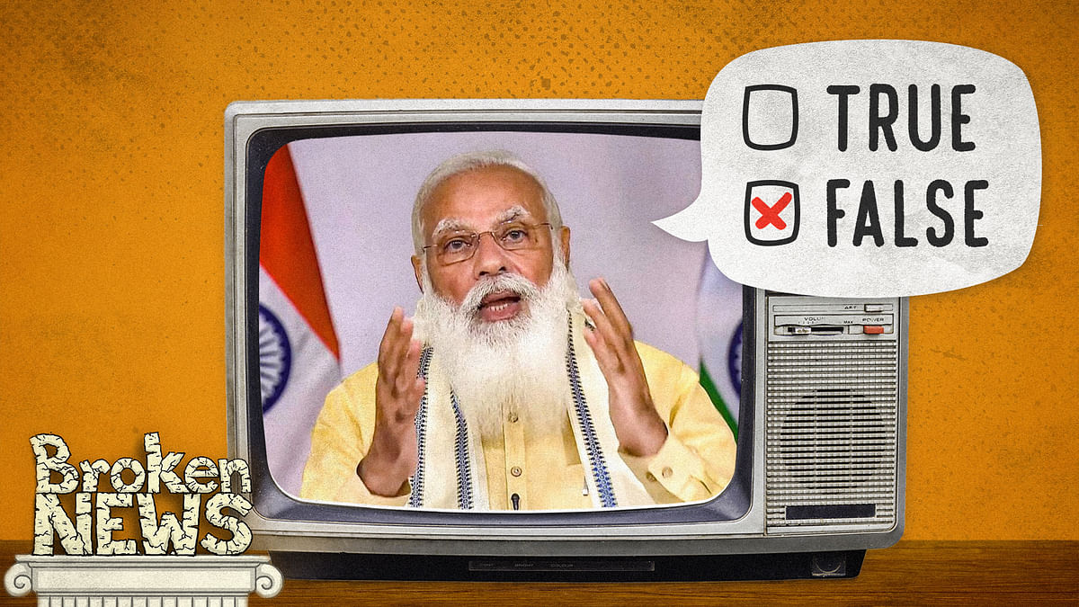 Should Indian media constantly call out the powerful for peddling falsehoods?