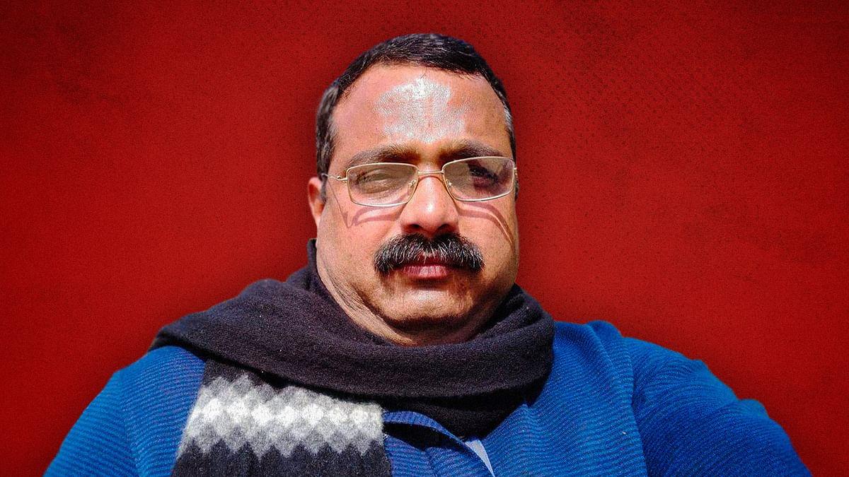 बीजेपी नेता के खिलाफ खबर लिखने पर अयोध्या में पत्रकार पर हमला