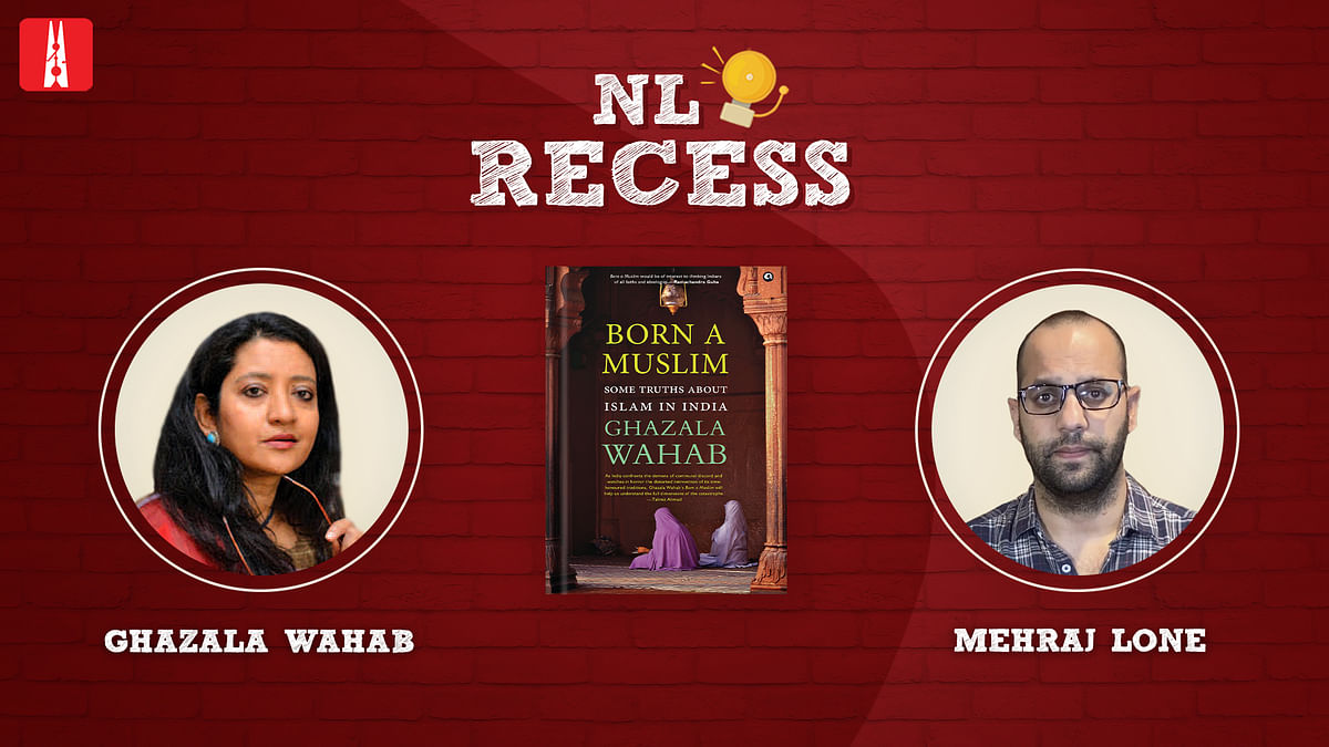 NL Recess: Come hang out with Ghazala Wahab