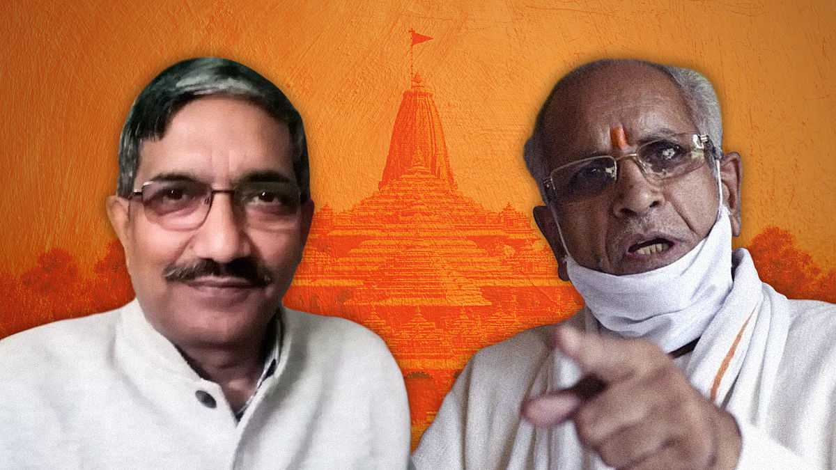 Ram temple trustees 'not consulted' on Ayodhya land deals