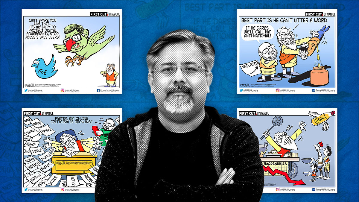 जब कार्टूनिस्ट देश के लिए ख़तरा बन जाए