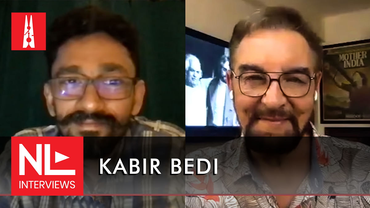 NL Interview: Kabir Bedi on his autobiography, interviewing the Beatles, and cinema culture