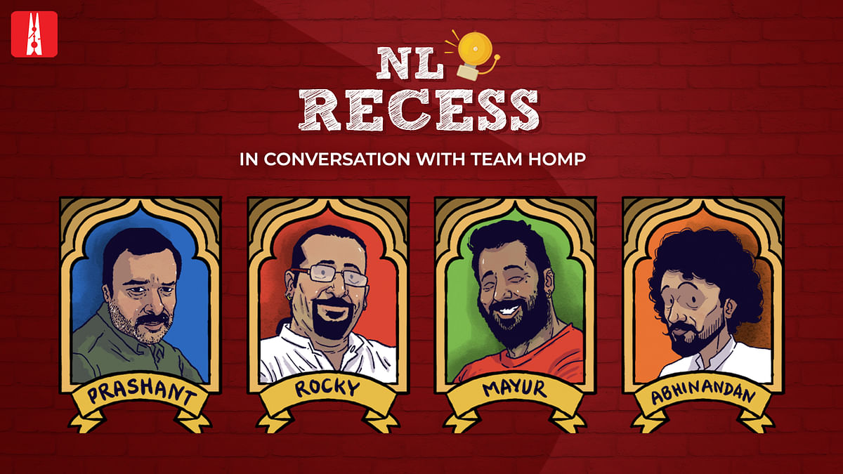 NL Recess: Come hang out with the HOMP team