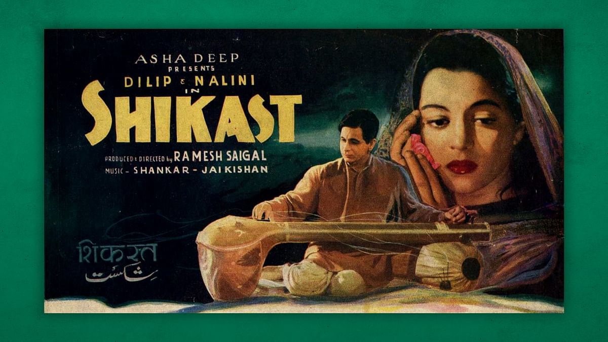 Life in the time of pandemic: Revisiting Dilip Kumar's Shikast and its subplot about the plague