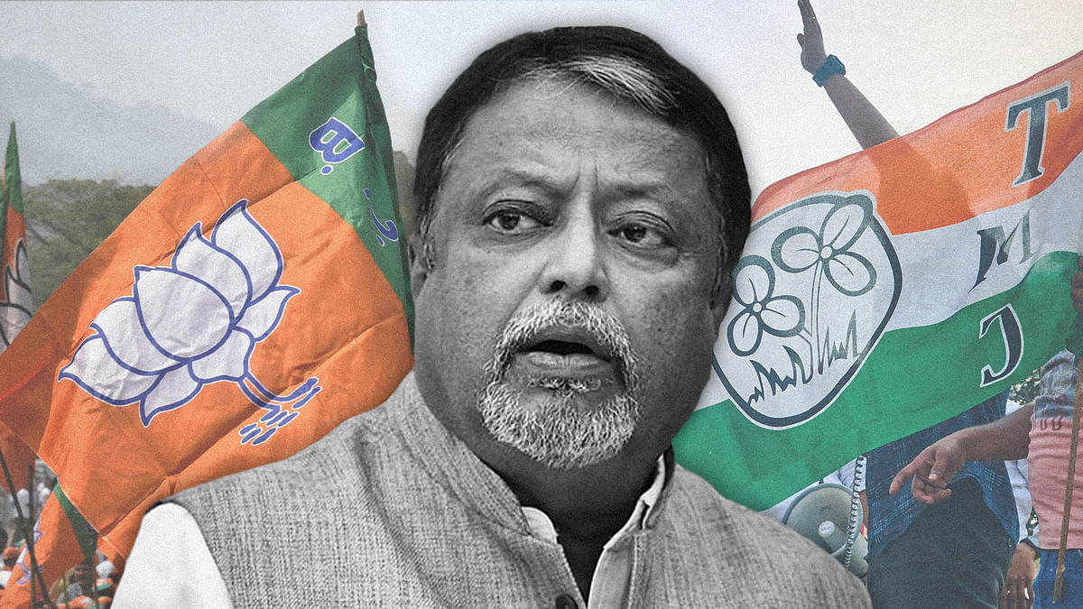 Mukul Roy: The turncoat's journey home