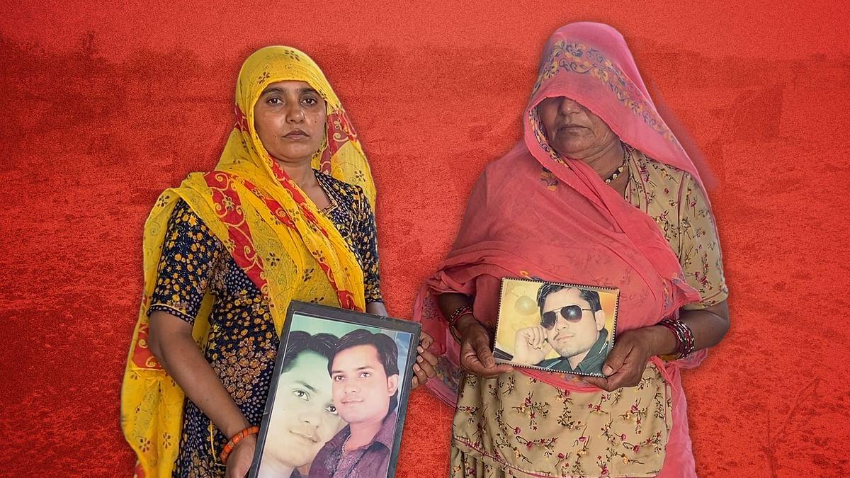 राजस्थान के गांवों का हाल, कोविड और मौत की छुपन- छुपाई