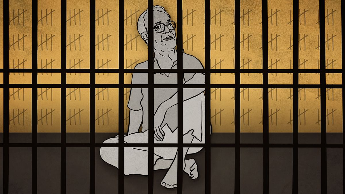 How Stan Swamy spent his last months in jail