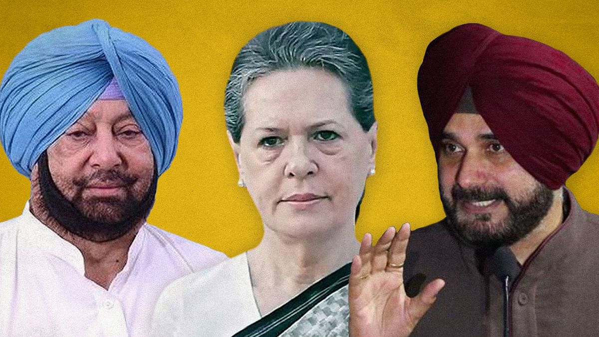 Why Sidhu's elevation as Punjab chief is rooted in Congress's Delhi darbar culture