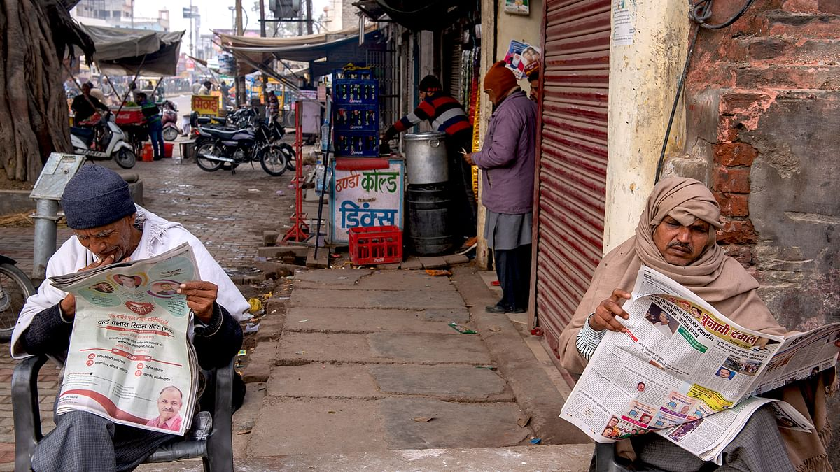 Going far and local: How the Hindi press used editions, audiences and ads to break new ground