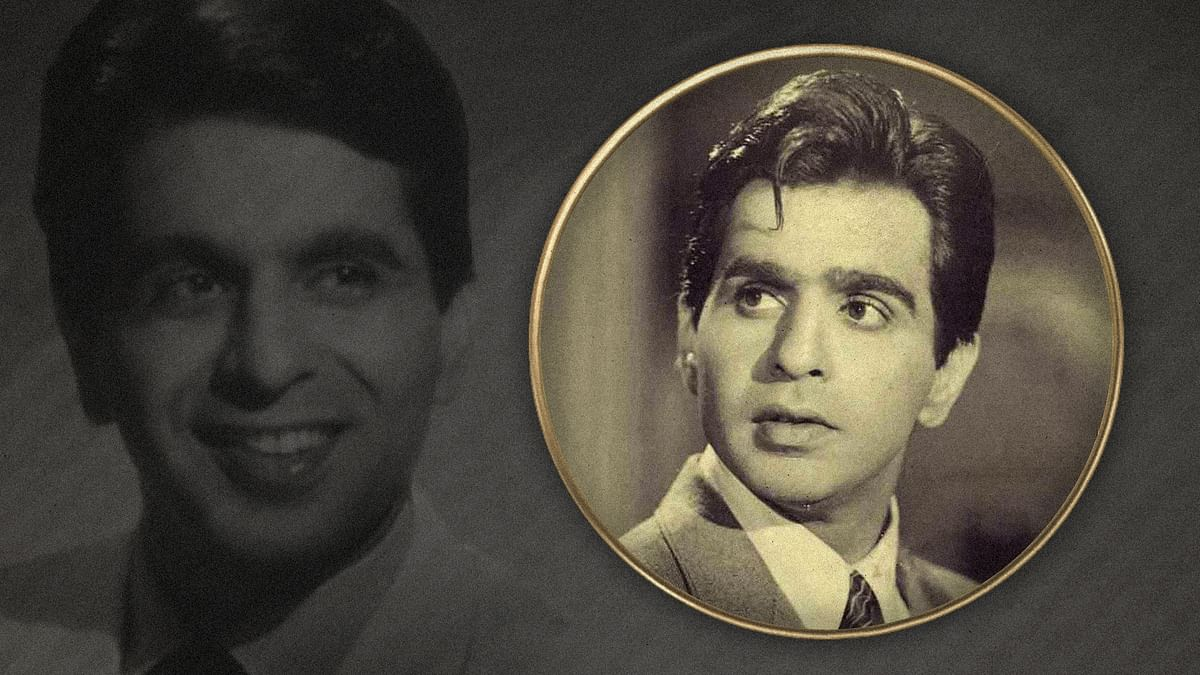 What Dilip Kumar taught a generation of men about the brooding quiet