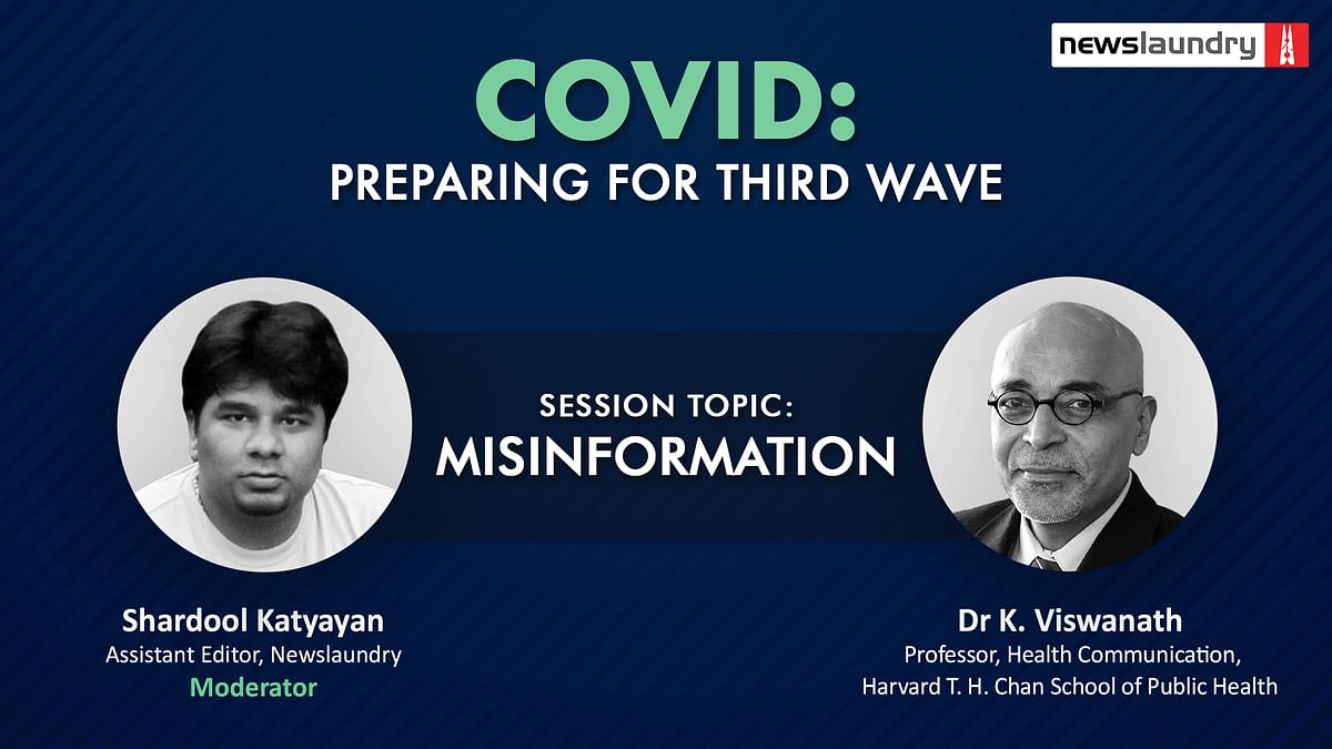 Covid webinar: How do we prepare for the third Covid wave?