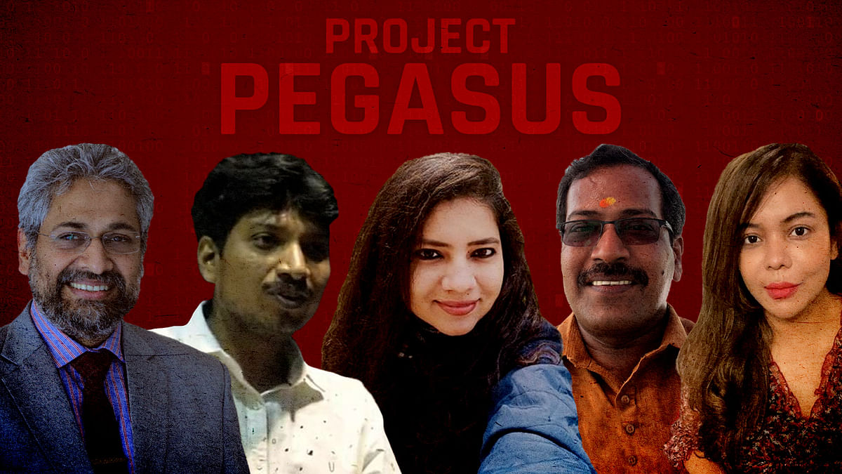 Project Pegasus: Indian Express carries lead headline, Hindu buries it in inside pages