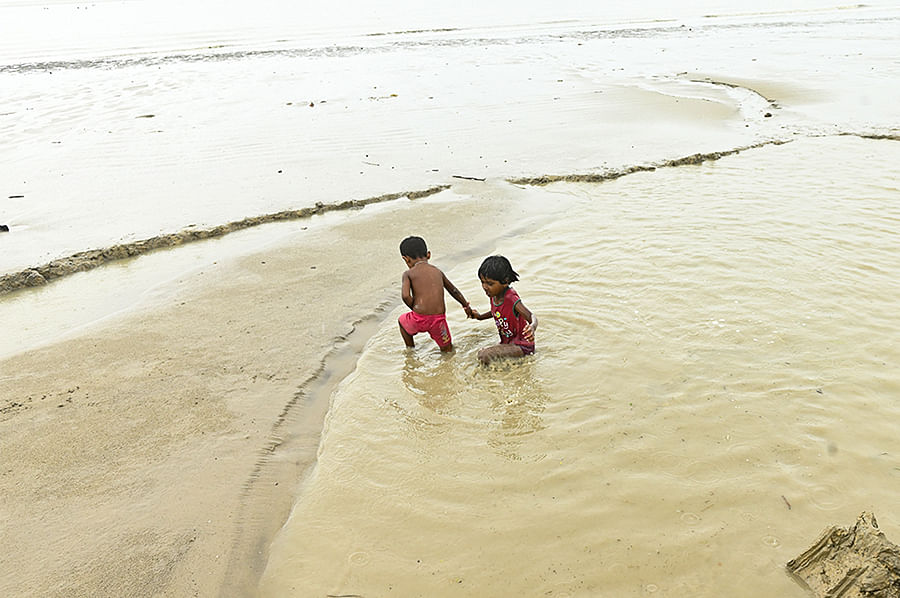 In the Sundarbans, the battle between the land and the sea is no longer a battle between equals.