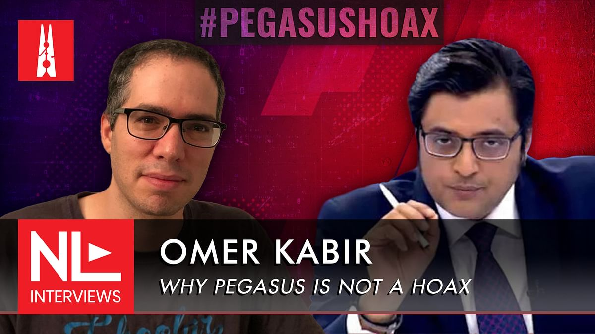 NL Interview: Israeli journalist on how Indian media used his work to discredit Pegasus Project