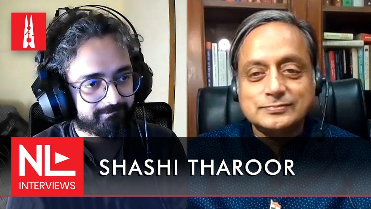 NL Interview: Shashi Tharoor on Pegasus snooping scandal