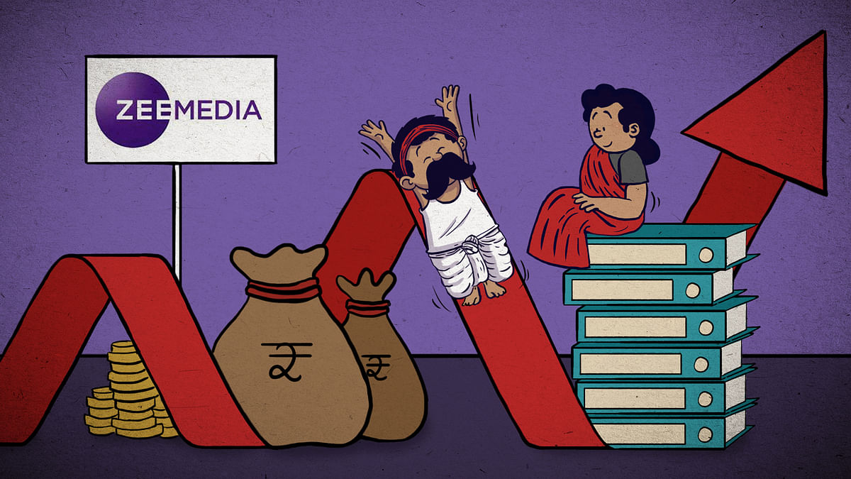 Who owns your media: How Subhash Chandra's zeal for diversification wrecked his Zee empire