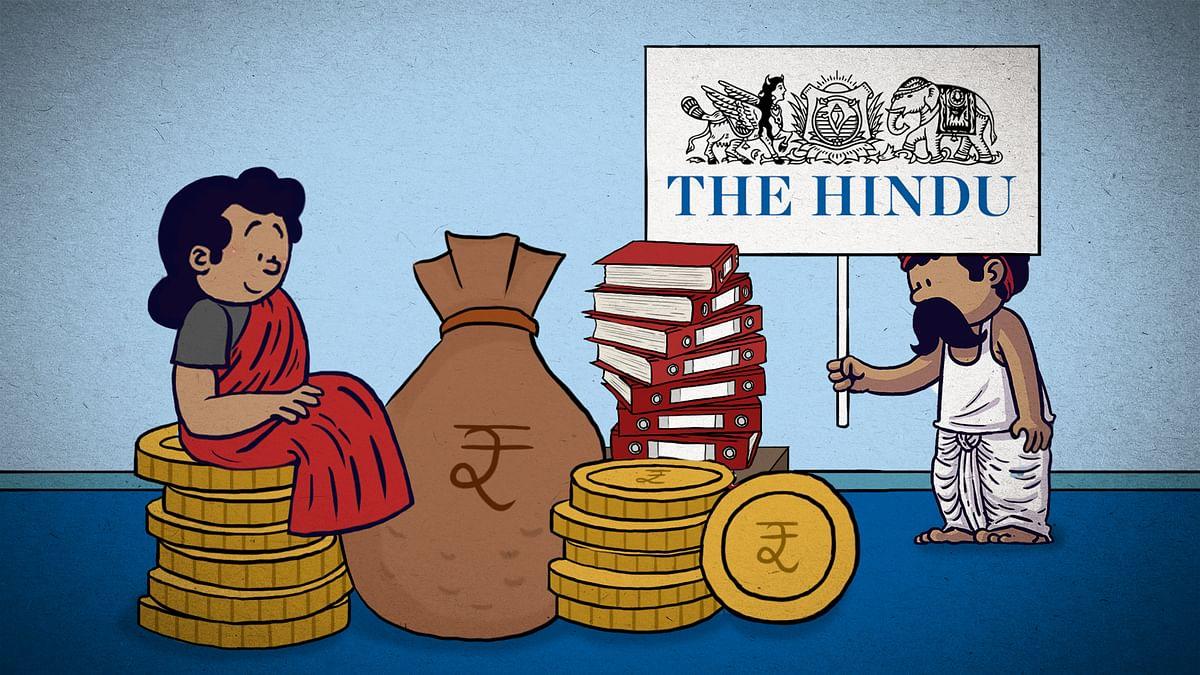 आपके मीडिया का मालिक कौन? द हिंदू का 'बंटा' परिवार आय और पाठक खो रहा है