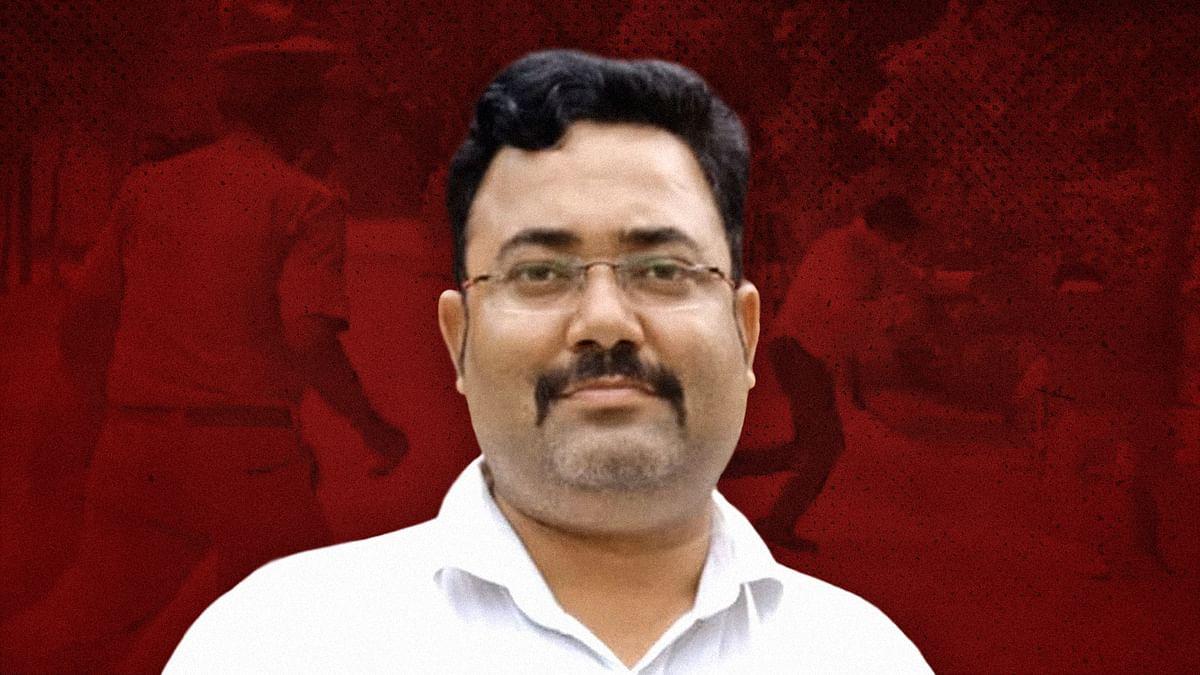 एबीपी गंगा के रिपोर्टर के साथ कन्नौज में बीजेपी कार्यकर्ताओं ने की मारपीट