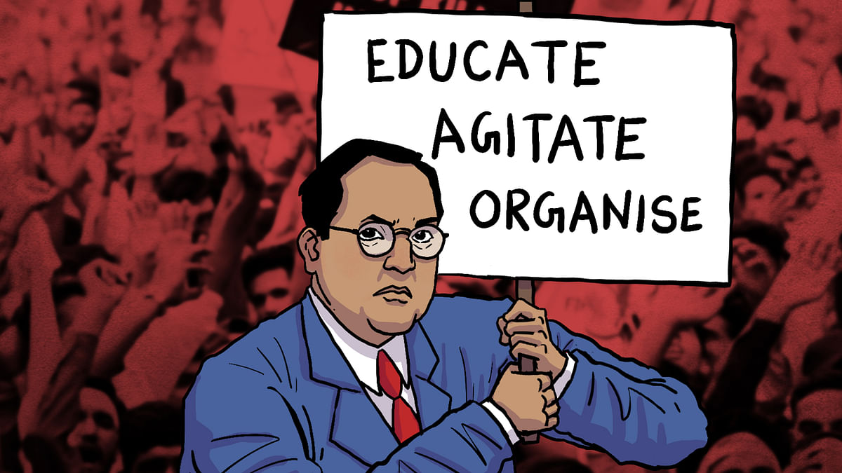 Looking back, 2019: The year Ambedkar became a universal rallying point for dissent