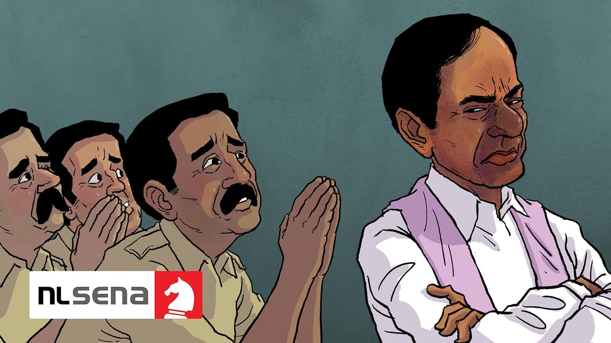 'KCR is to blame for my husband's death': Telangana's crackdown on TSRTC strike leaves families devastated