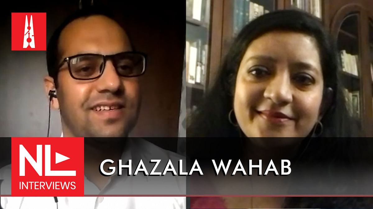 NL Interview: Ghazala Wahab on being a Muslim in India