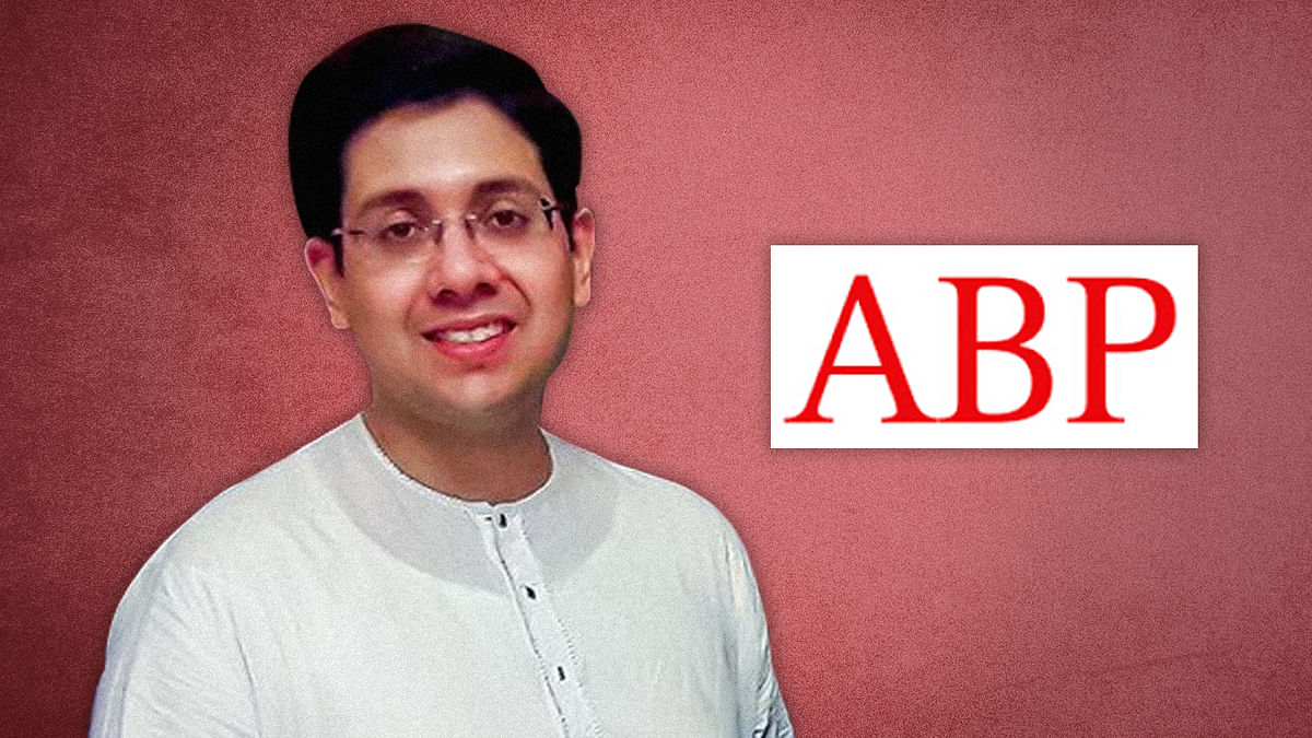 With Atideb Sarkar, ABP group gives India her youngest media baron