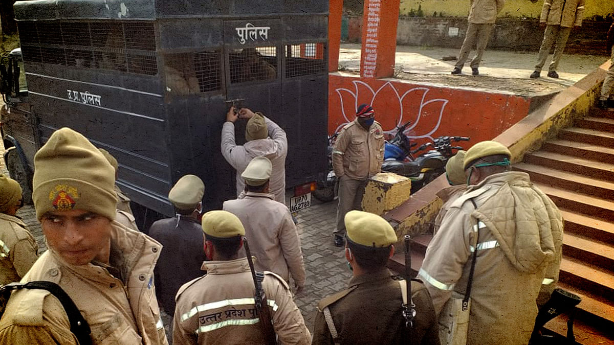 Hathras: The curious case of courtroom CCTV footage
