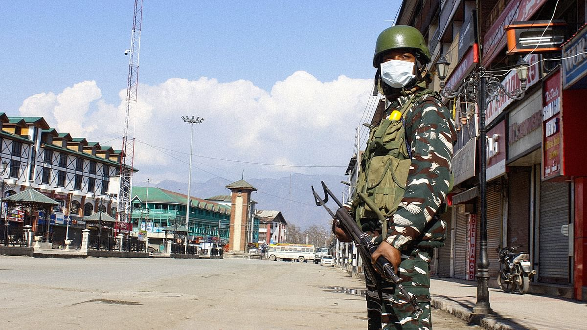August 5 reminder: The state of J&K disappeared, not just its special status