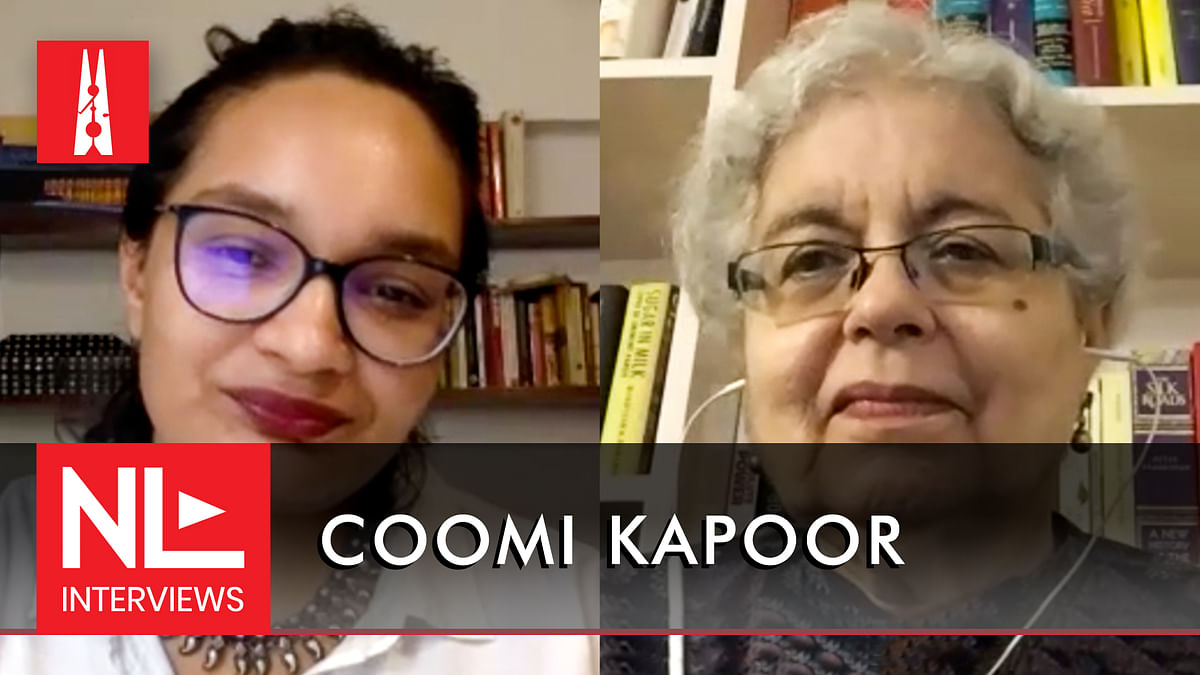 NL Interview: Coomi Kapoor on Parsis and the Tata feud