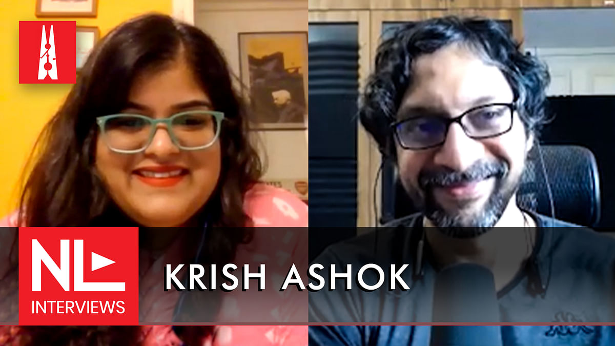 NL Interview: Krish Ashok on Masala Lab, food and writing about food