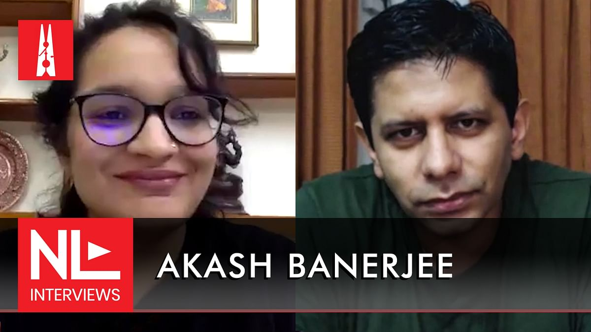 NL Interview: Akash Banerjee on political satire and what it means today to question the government