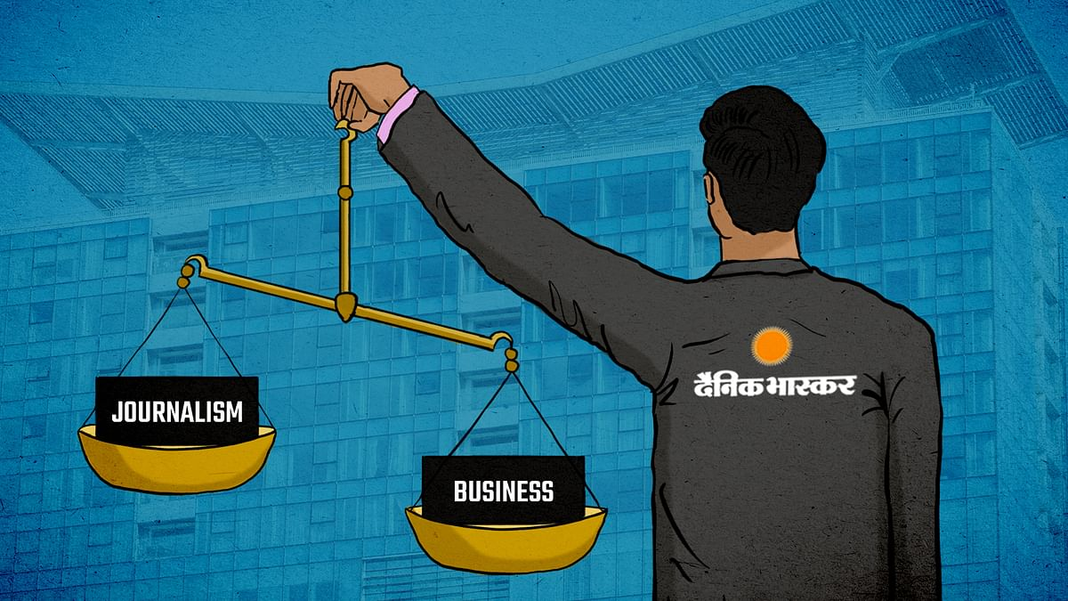 Dainik Bhaskar: A story of Big Media, Big Business and Big Bucks