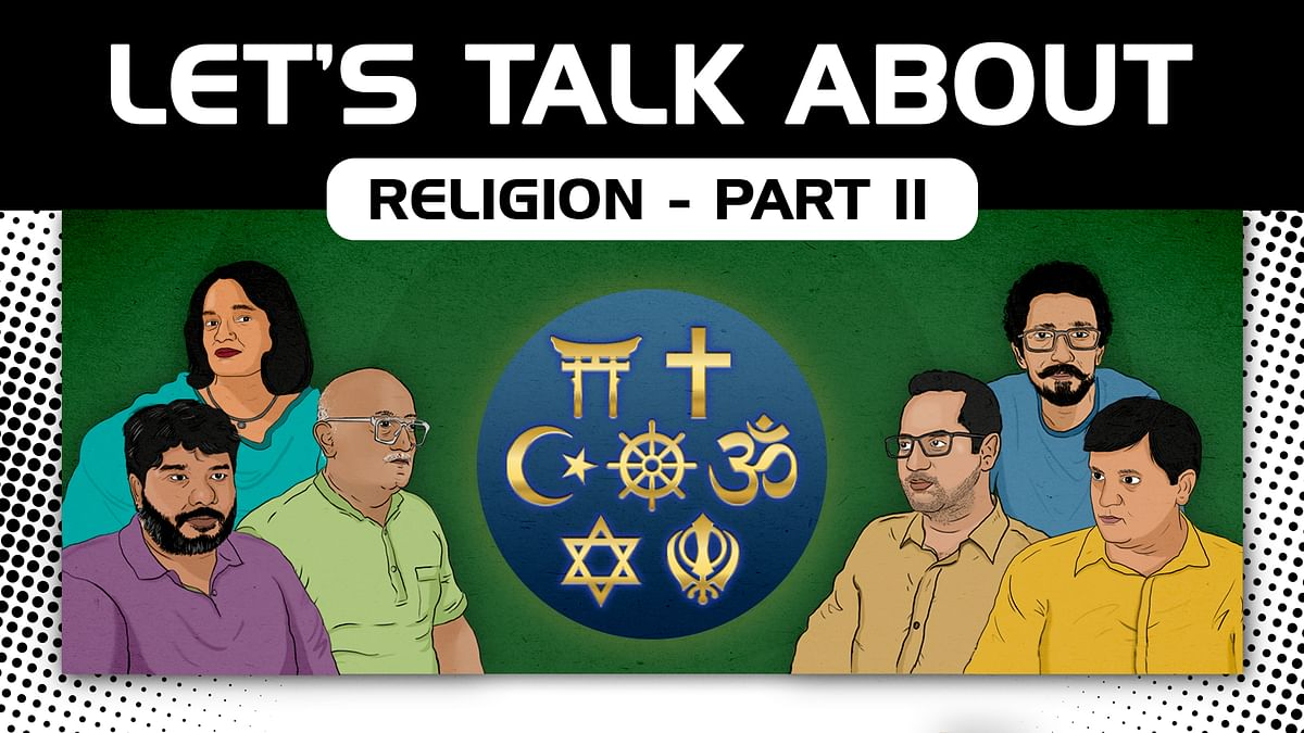 Let's Talk About: Religion, Ep 2