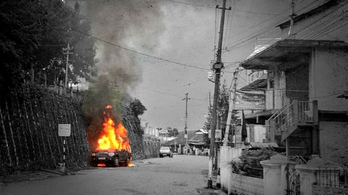 Blast from the past: Militant group returns from the dead and throws Meghalaya in crisis