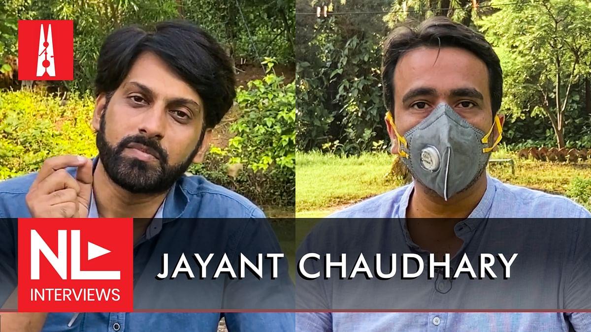 एनएल इंटरव्यू: जयंत चौधरी, किसान आंदोलन, आरएलडी और उत्तर प्रदेश चुनाव