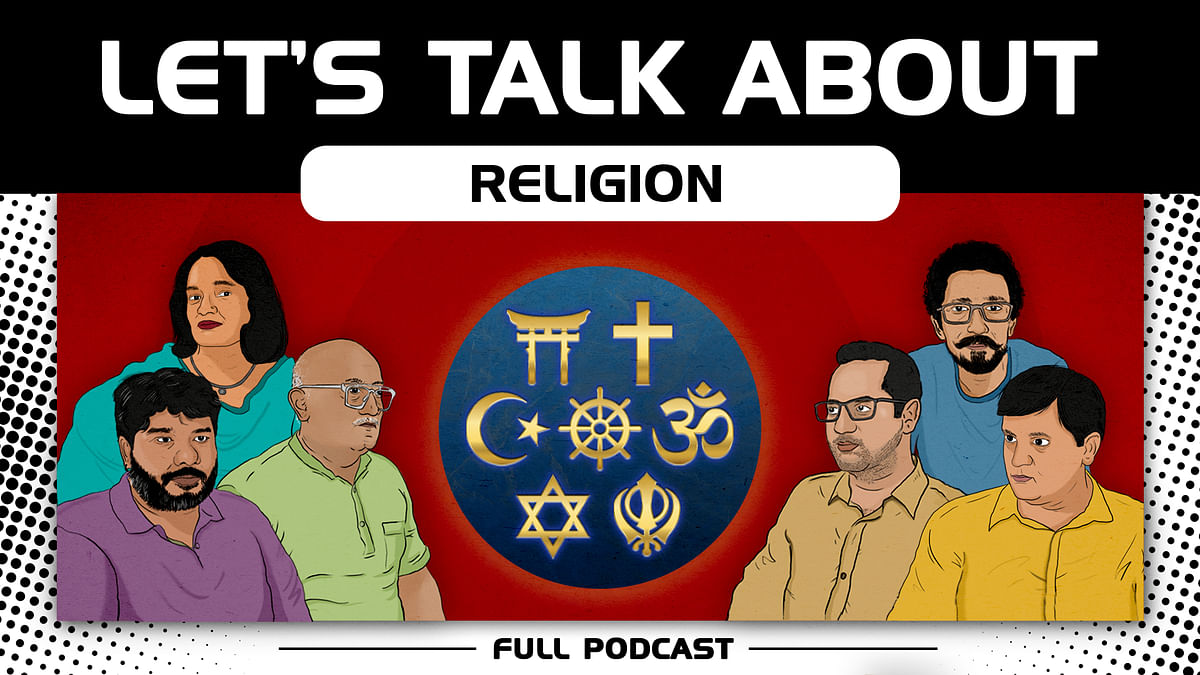 Let's Talk About: Religion, Ep 1