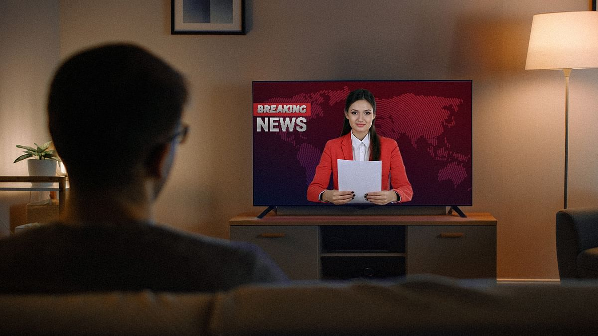 From tedium to cringe: The decline and fall of TV news in India
