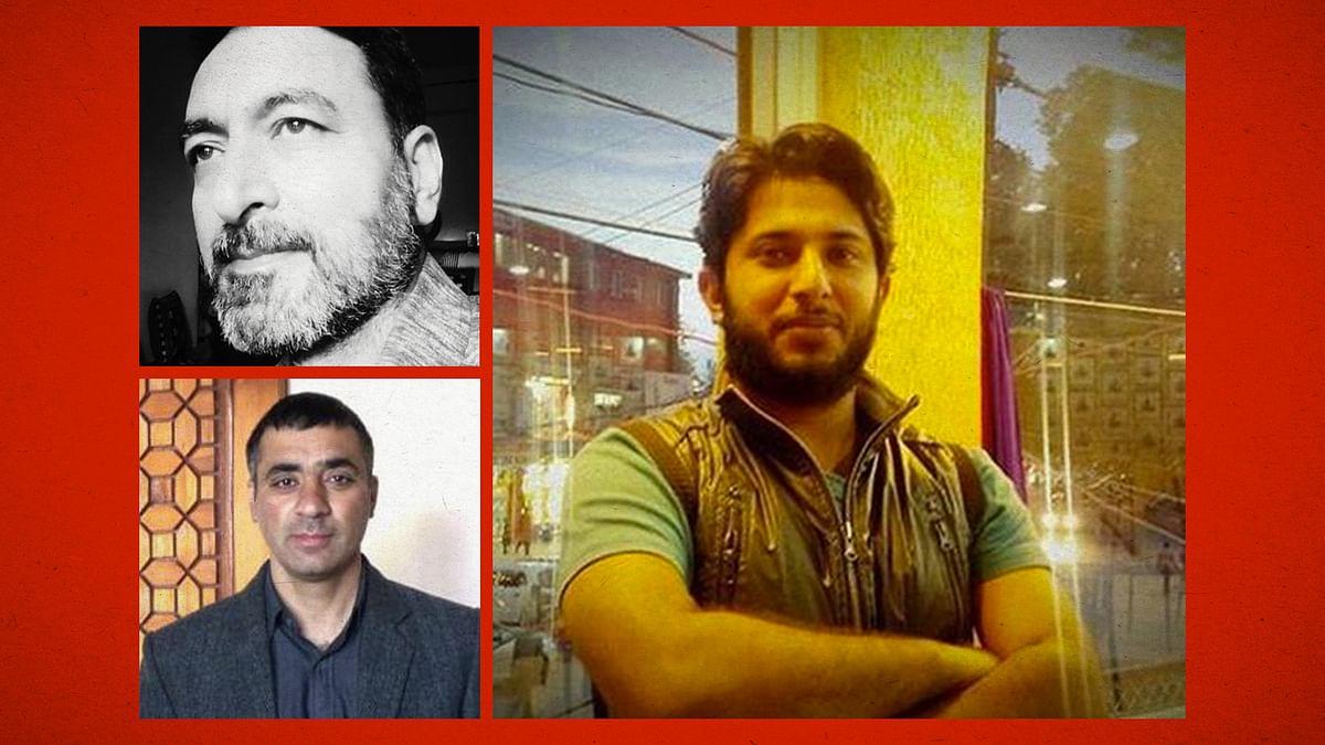 Amid escalating crackdown on Kashmir's media, police raid four journalists