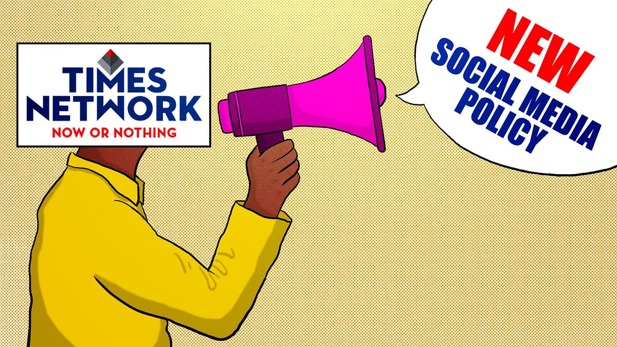 Times Network lists 19 dos and don'ts for employees in new social media policy