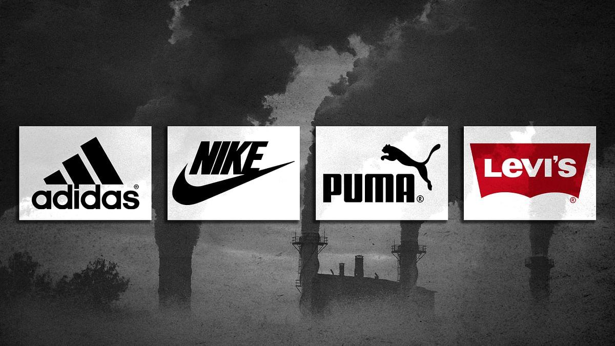 एडिडास, प्यूमा, लिवाइस और नाइक जैसे ब्रांड जलवायु परिवर्तन के खिलाफ काम करने में रहे विफल