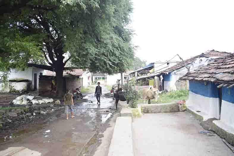बोहनाखैरी गांव