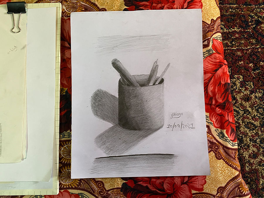 Artwork by Zikira, 14.