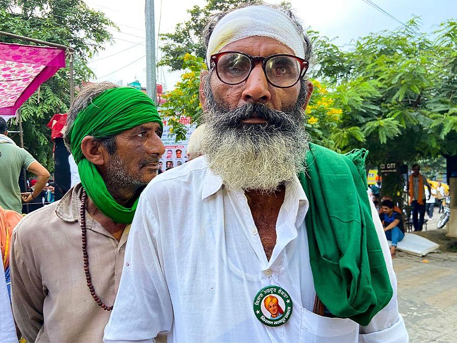 Mahindra Singh Poonia.