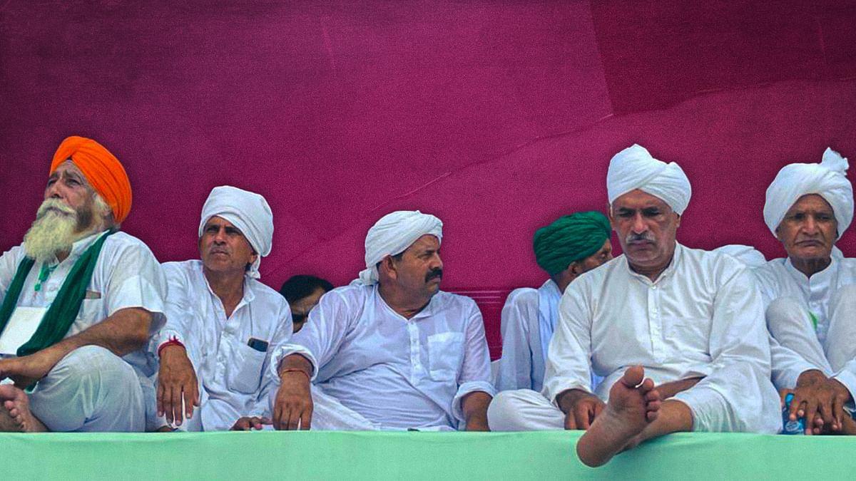 मुजफ्फरनगर महापंचायत: आखिर मीडिया के बड़े हिस्से से क्यों नाराज हैं किसान?