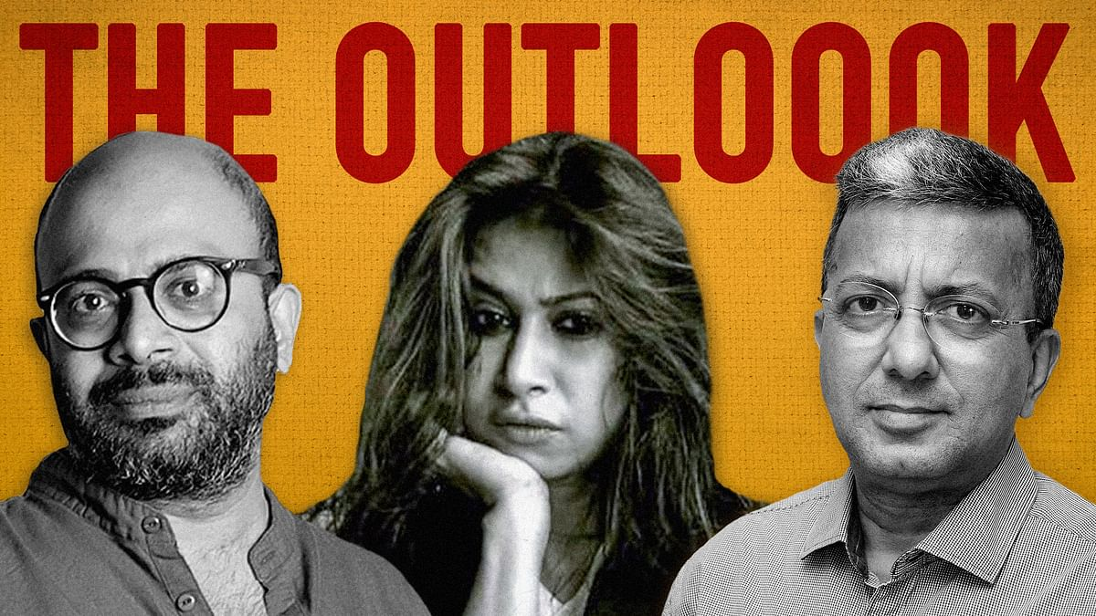 Why did Outlook get a new editor and sack Ruben Banerjee?